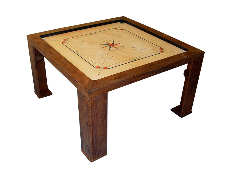 table basse carrom ellora 85 cm sur carrom online le sp cialiste du carrom billard indien et. Black Bedroom Furniture Sets. Home Design Ideas