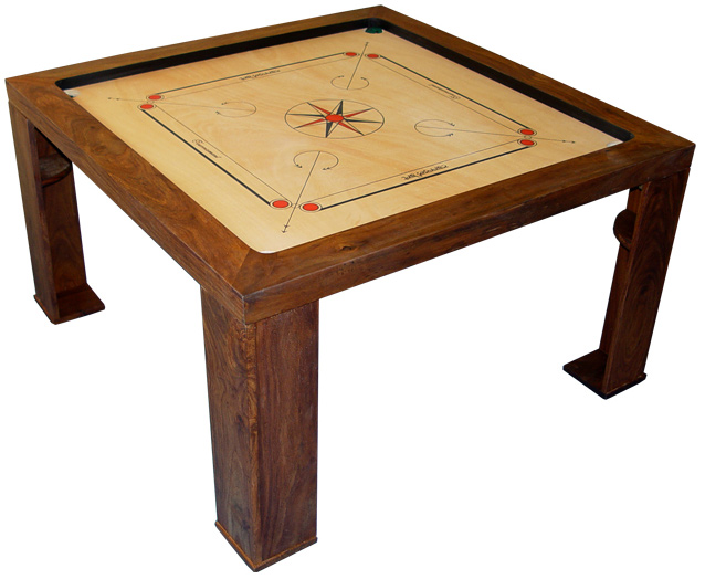 table basse carrom winit sur carrom online le sp cialiste du carrom billard indien et jeux en bois. Black Bedroom Furniture Sets. Home Design Ideas